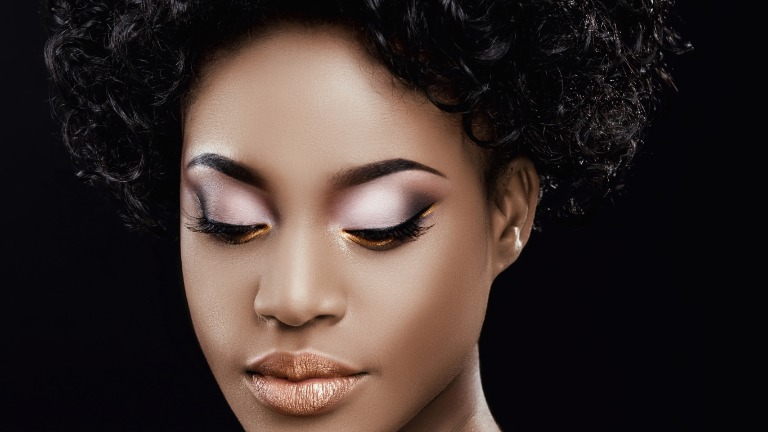 Maquillage Black Beauty